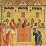 Джотто ди Бондоне. Праздник Троицы. Около 1300