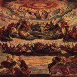 Тинторетто, Якопо Рай Около 1579 143 x 362 см Холст, масло Париж. Лувр
