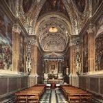 Микеланджело Буонаротти Распятие Св. Петра. Капелла Паолина Ватикан