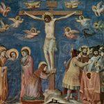 Джотто ди Бондоне. Цикл фресок капеллы Арена в Падуе (капелла Скровеньи). Распятие. 1304-1306