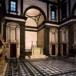 Микеланджело Буонаротти Сан Лоренцо. Новая сакристия 1519-1527 Флоренция