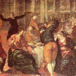 Эль Греко Свадьба в Кане Галилейской Около 1600 30 x 41 см Холст, масло Страсбург. Музей изящных искусств