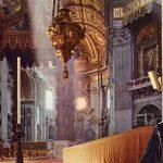 Браманте, Донато; Микеланджело Буонаротти; Фонтана, Доменико и Джакомо делла Порте Собор Святого Петра. Интерьер 1452-1626 Ватикан