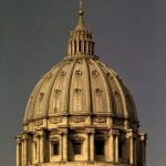 Альберти, Леон Баттиста Собор Святого Петра (купол) 1546-1565 Рим