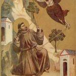 Джотто ди Бондоне. Стигматизация св. Франциска. Около 1300