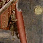 Джотто ди Бондоне. Цикл фресок капеллы Арена в Падуе (капелла Скровеньи). Страшный суд (фрагмент). 1306