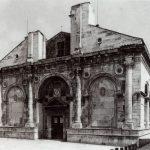 Альберти, Леон Баттиста Темпио Малатестиано 1450-1468 Римини. Сан Франческо