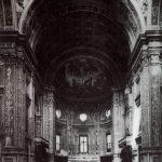 Альберти, Леон Баттиста Темпьетто дель Санто Сеполькро. Неф и хор Начат около 1471 Флоренция. Санта Мария Новелла