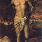 Святой Себастьян 1570 Эрмитаж