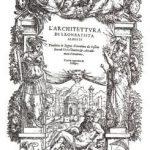 """Альберти, Леон Баттиста Трактат """"Об архитектуре"""" 1550"""