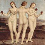 Рафаэль Санти. Три грации. 1504-1505