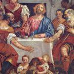 Веронезе, Паоло Христос в Эммаусе Вторая треть 16 века 241 x 415 см Холст, масло Париж. Лувр