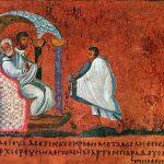 Judas rendant les trente deniers