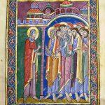 Mary Magdalene announces the Risen Christ