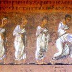Procession Of Apostles