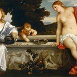 «Любовь земная и Любовь небесная» (1514)