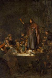 Воскрешение Лазаря (1643), Национальный музей, Варшава