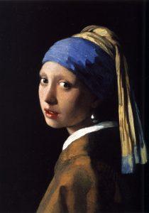«Девушка с жемчужной серёжкой» (1665)