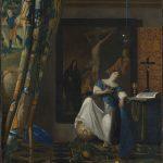 Аллегория веры. 1670-1672 нидерл. Allegorie op het geloof холст, масло. 114,3 × 88,9 см Метрополитен-музей, Нью-Йорк