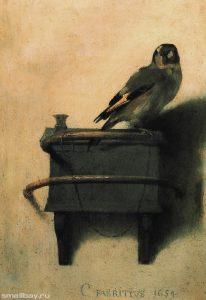 Щеглёнок, 1654 Маурицхёйс, Гаага