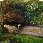 «Офелия», Д. Э. Милле, одна из самых известных картин прерафаэлитов