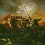 атака арабской конницы