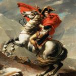 Наполеон на перевале Сен-Бернар 1801