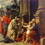 Велизарий просит милостыню 1781