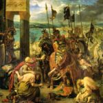 въезд крестоносцев в константинополь