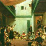 марокканская свадьба