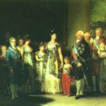 семья Карлоса IV