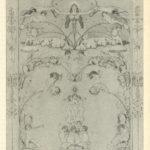Рисунок из цикла «Времена дня». 1803