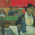 Арльское кафе 1888
