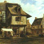 Руссо Рынок в Нормандии
