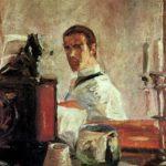 автопортрет 1880