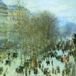 бульвар капуцинок 1873