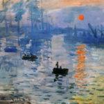 восход солнца_впечатление 1873