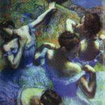 голубые танцовщицы 1899