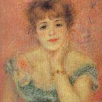 Портрет Жанны Самари 1877