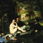 завтрак на траве 1863