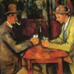игроки в карты 1896