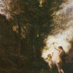 нимфа и амур 1857