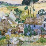 пейзаж в овере 1890