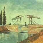 пейзаж с мостом 1888
