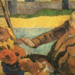 портрет ван гога в арле 1888
