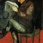 портрет отца 1865