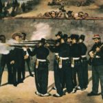 расстрел императора максимилиана 1867