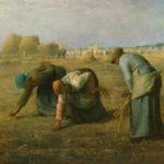 сборщицы колосьев 1857