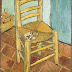 стул ван гога 1888