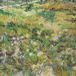 трава и бабочки 1890